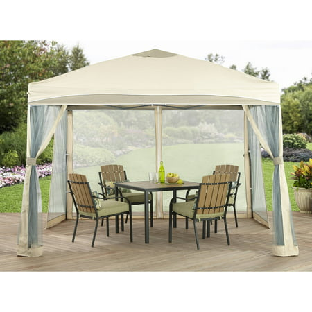 Better Homes & Gardens Lawrence 10' x 10' Portable Gazebo