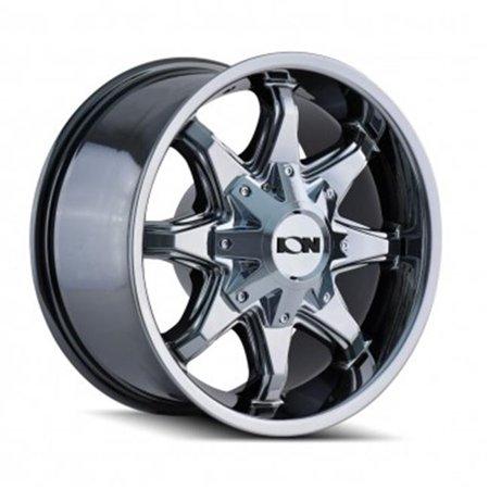 ION 181-7976P2D12 8-165.1, 8-170 PCD Chrome Wheel - image 1 of 1
