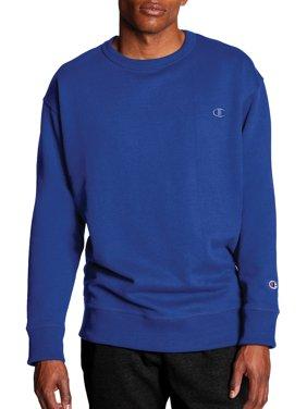 Champion Men's Powerblend Fleece Crew Sweatshirt, up to Size 4XL