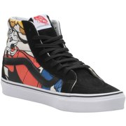 Vans Mens DISNEY SK8-HI REISSUE Fabric Hight Top Lace Up Skateboarding  Shoes Image 3 3db5c2975c