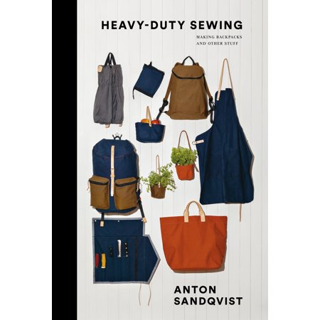 Heavy Duty Sewing : Making Backpacks and Other Stuff - Making Stuff For Halloween
