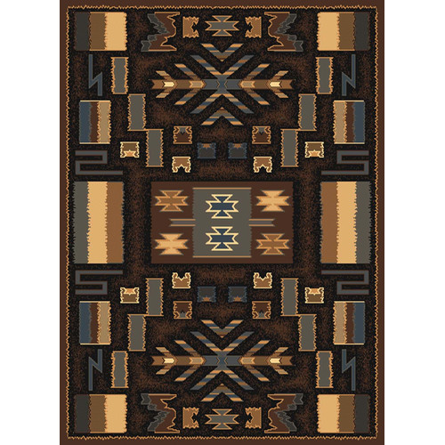 United Weavers Brunswick Naja Woven Olefin Scatter Rug