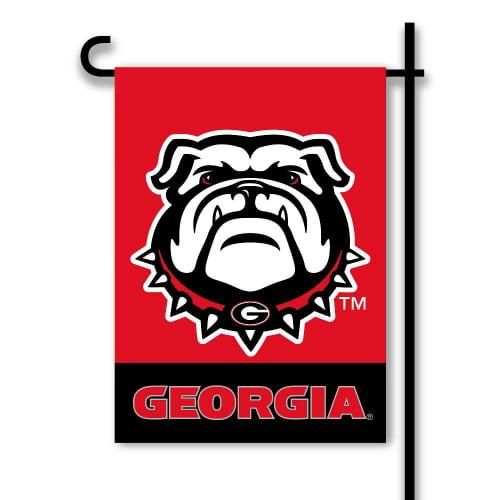 Georgia 2 Sided Garden Flag (F)