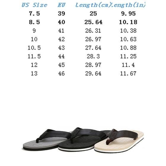 83b7bf1bcb59 Tanleewa - Men Flip Flop Thong Sandals Comfort Casual Lightweight ...