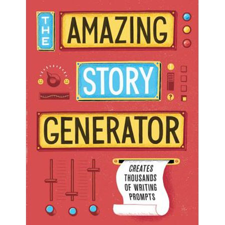 The Amazing Story Generator : Creates Thousands of Writing - Halloween Writing Prompts For Kids