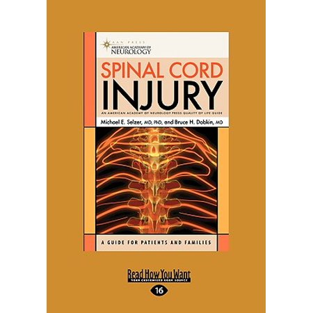 Spinal Cord Injury (Easyread Large Edition)
