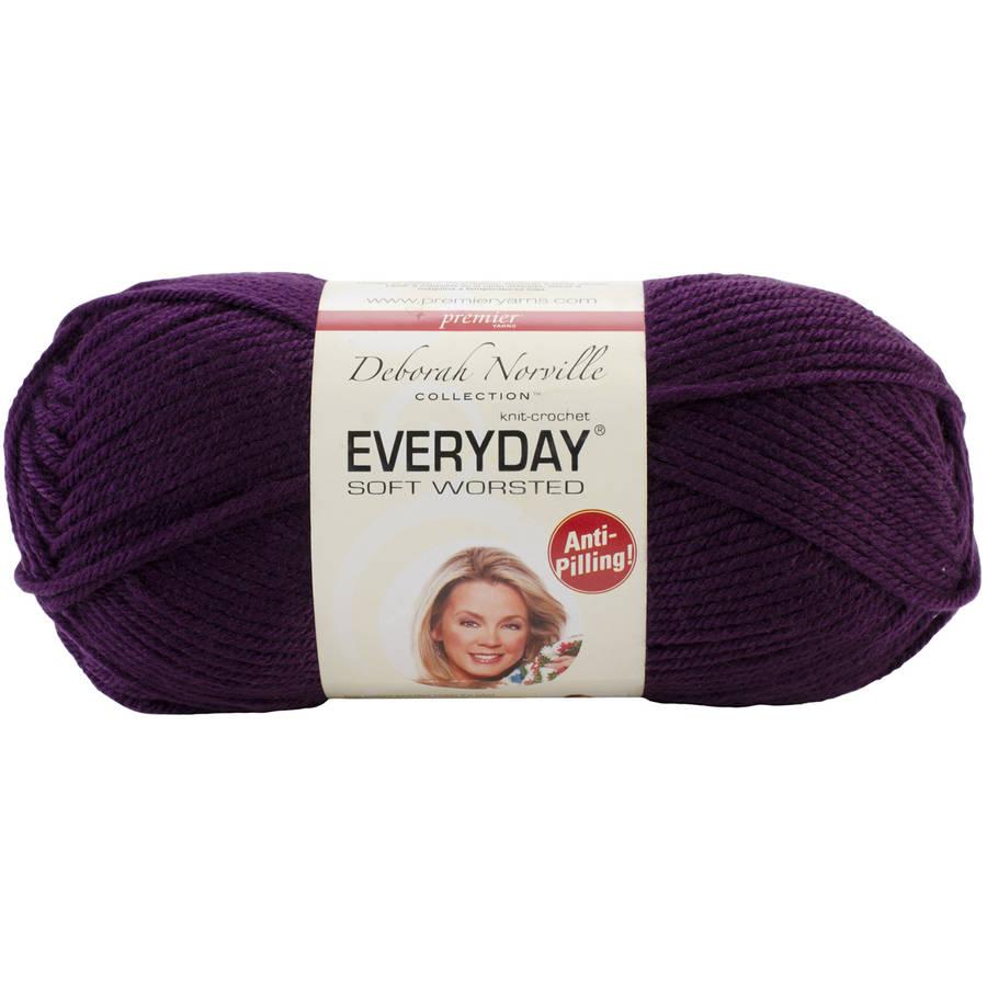 Deborah Norville Collection Everyday Print Yarn