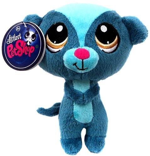 Littlest Pet Shop 9 Inch Plush Pet Figure Sunil Nevla Mongoose