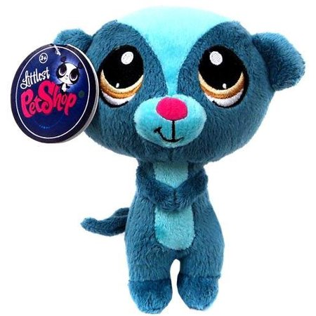 Littlest Pet Shop 9 Inch Plush Pet Figure Sunil Nevla Mongoose