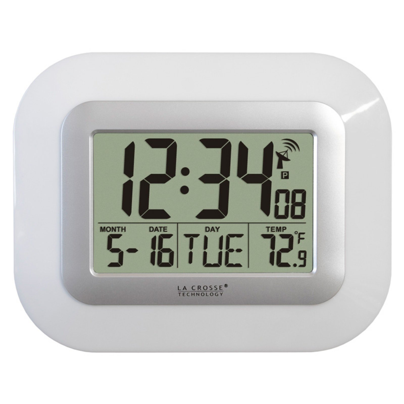 La Crosse Technology Wwvb Digital Clock