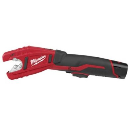 Milwaukee 2471-20 M12 12V Cordless Lithium-Ion Copper Tubing Cutter (Bare Tool)