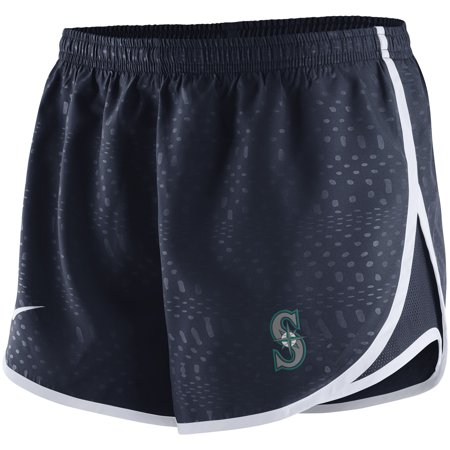 Seattle Mariners Nike Women's Dri-FIT Modern Tempo Short - Navy