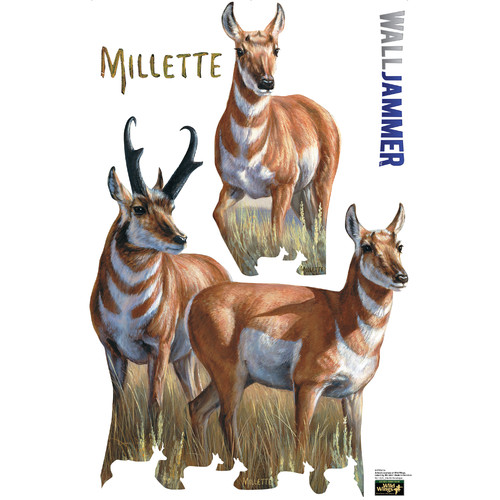 Advanced Graphics Cabela's Antelope Wall Decal