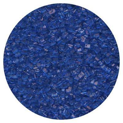 Royal Blue Sugar Crystals 16 oz - National Cake Supply Blue Sugar Crystals