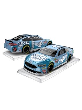 Kevin Harvick Action Racing 2018 #4 Busch Light 1:64 Monster Energy NASCAR Cup Series Die-Cast Ford Fusion