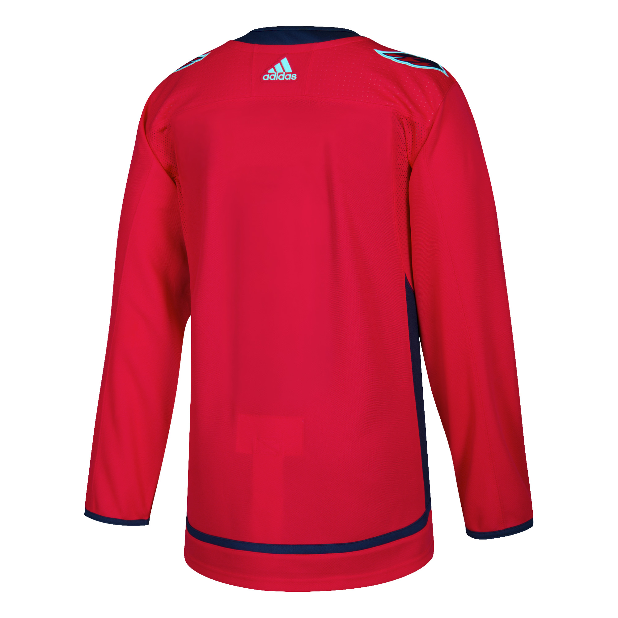 f40c5f0d7 Washington Capitals Adidas NHL Men s Climalite Authentic Team Hockey Jersey  - Walmart.com