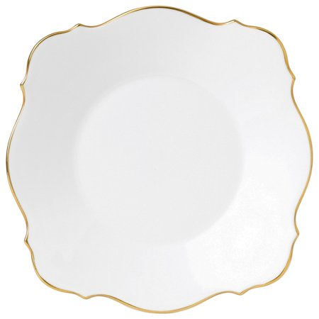 Wedgwood Jasper Conran Gold Baroque Charger, 13