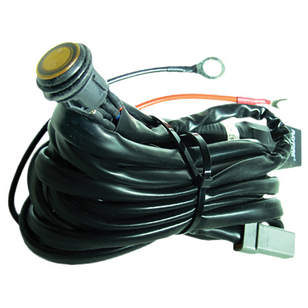 "Street Vision SVR4050 Relay Harness With Swtich For Hd 40-50"" Bars"