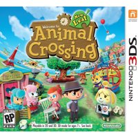 Animal Crossing: New Leaf Welcome amiibo, Nintendo, [Digital Download], 0004549668181