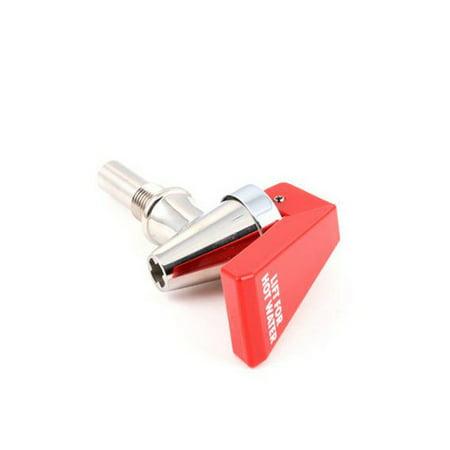 Fetco 1071.00019.00 Upper Hot Water Faucet (Upper Faucet)