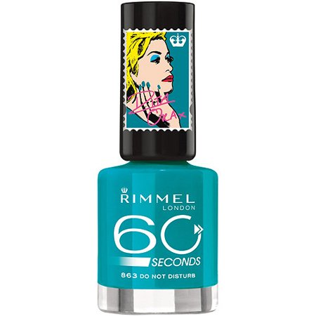 Rimmel 60 Seconds Rita Ora Nail Polish 0 27 Fl Oz