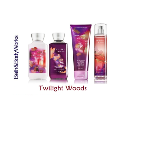 Bath Amp Body Works Twilight Woods Gift Set Body Lotion