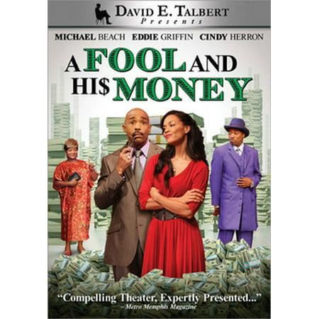 David E. Talbert's A Fool & His Money (DVD)