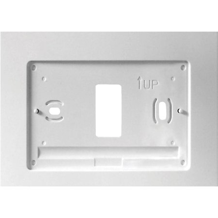 White-Rodgers/Emerson Thermostat Wall Plate W100
