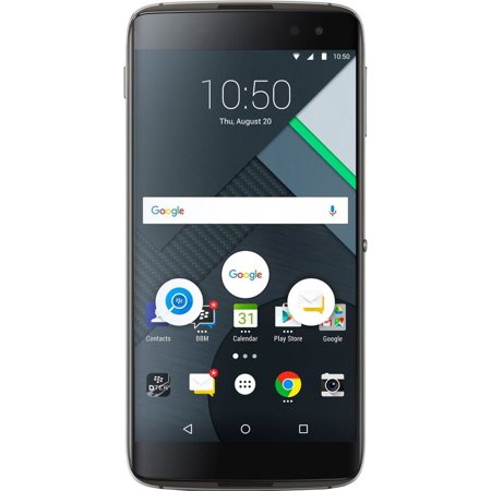 BlackBerry DTEK60 BBA100-2 32GB Unlocked GSM 4G LTE Quad-Core Android Phone with 21MP Camera, Earth