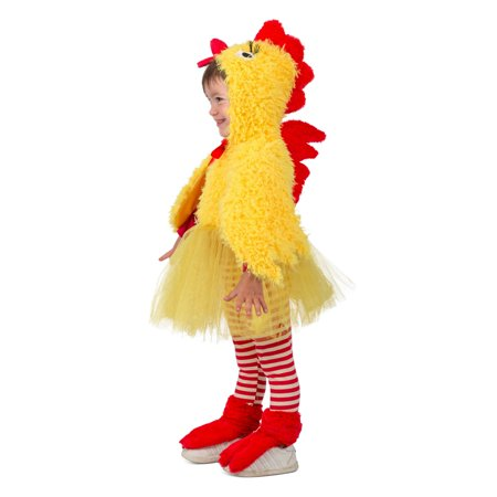Toddler Premium Princess Chicken Costume - Chicken Costume