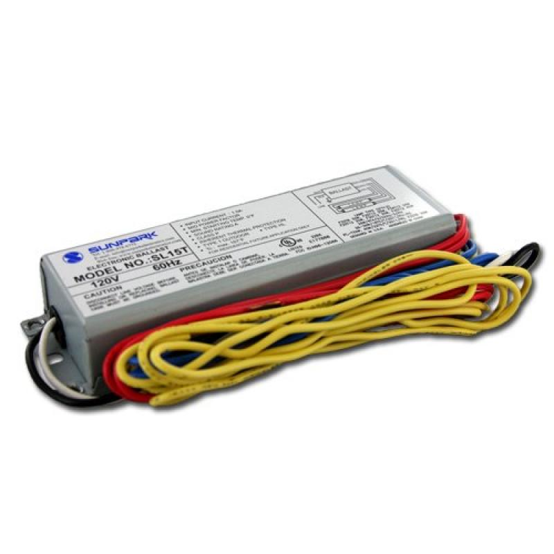 Sunpark SL15T electronic ballast for multiple CFL and lin...