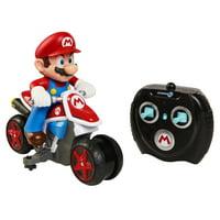 Nintendo Mario Kart Mini Anti-Gravity Motorcycle Remote Control (R/C) Racer Vehicle