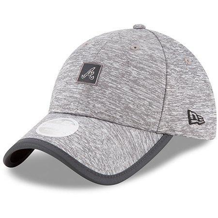 181d56d892756 Atlanta Braves New Era Women s Trimflect 9TWENTY Adjustable Hat ...