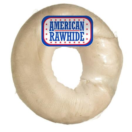 "Savory Prime 4"" Donuts White"