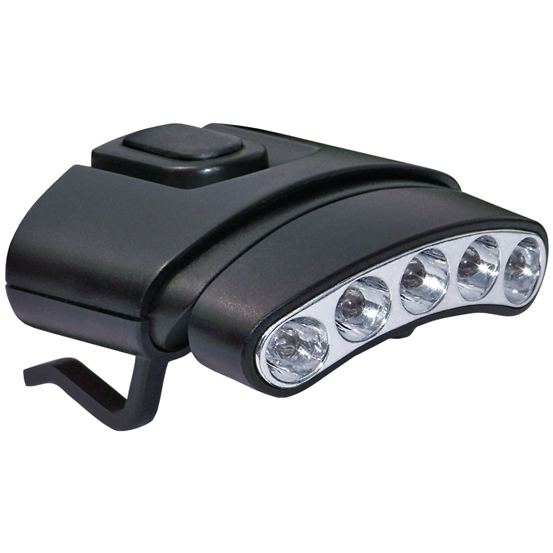 Cyclops CYC-HCDT-WG 30-lumen Tilt 5-led Hat Clip Light (regular)
