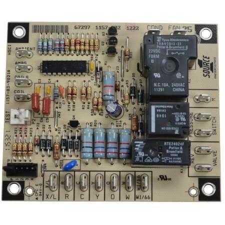 Source 1 S1-33101975102 Defrost Control Board Kit (Defrost Control Board)