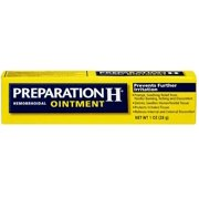 Preparation H Hemorrhoidal Ointment 1 oz (Pack of 3)