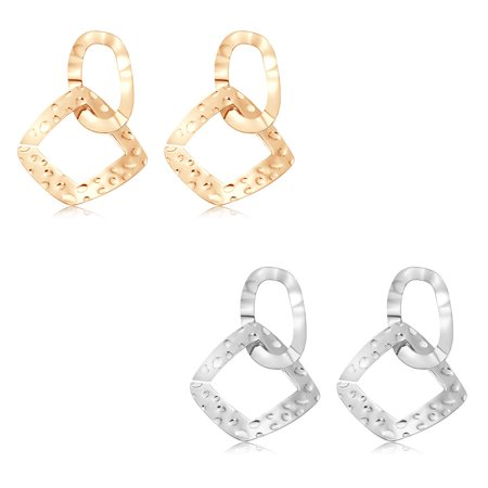 Earrings Acetate Acrylic Earrings Popular Jewelry