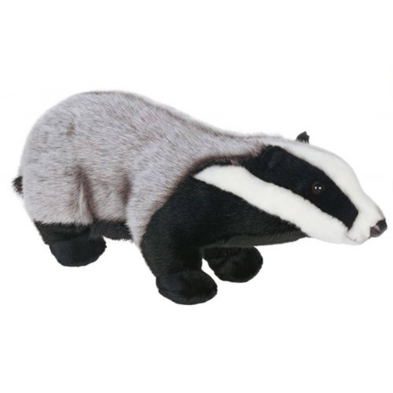 Hansa Badger Plush Toy by Hansa
