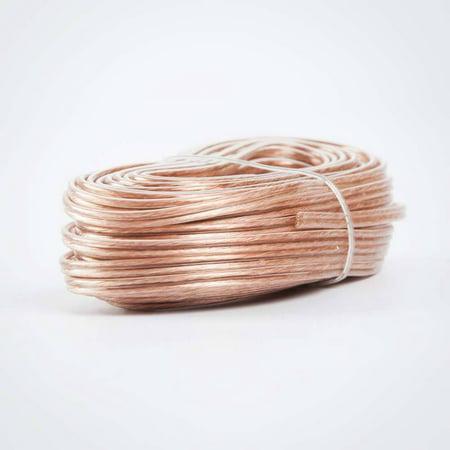 18 Gauge Electrical Wire - 18 Gauge Speaker Wire Coil