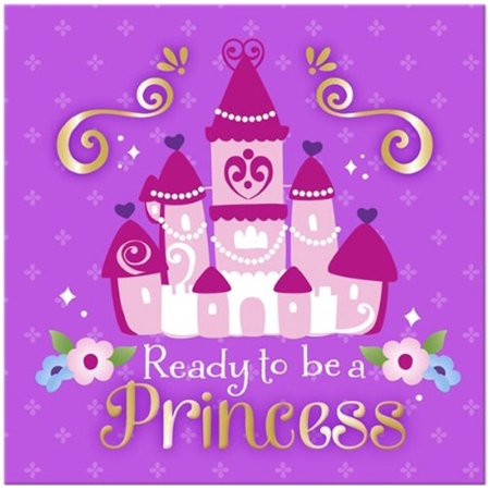Napkins - Sofia the First - Large - Paper - 2Ply - 16ct - 13 X 13 in](Sofia The First Party Supplies)