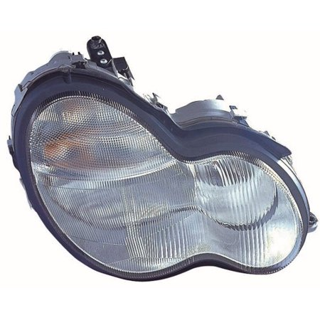 Go-Parts OE Replacement for 2005 - 2006 Mercedes-Benz C55 AMG Front Headlight Assembly Housing / Lens / Cover - Right (Passenger) Side - (4 Door; Sedan) 203 820 28 59 MB2503149 Replacement For C55 Amg Sedan