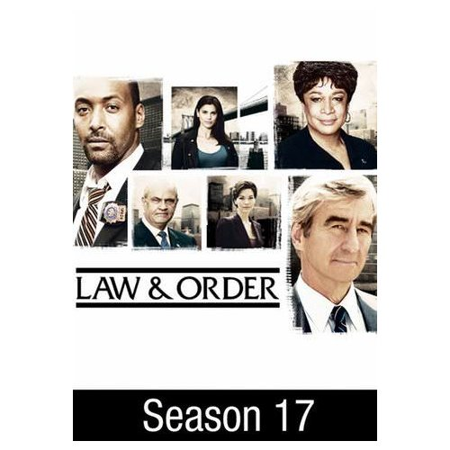 Law and Order: Season 17 (2006)