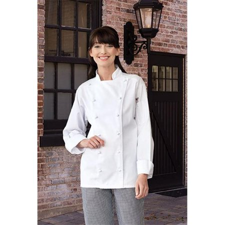 Mirage Chef Coat in White - XLarge - image 1 of 1