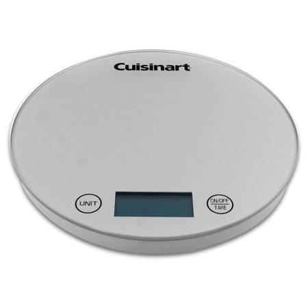 Cuisinart digipad digital kitchen scale silver for How much is a kitchen scale