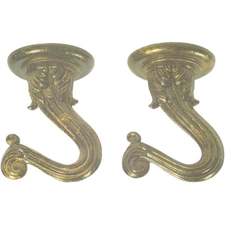 Westinghouse Antique Brass Swag Hook 70451