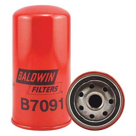 BALDWIN FILTERS B7091 Oil Filter, Spin-On, by Baldwin Filters