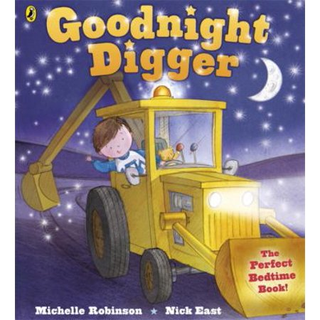 Goodnight Digger  Blackie Picture Book   Paperback