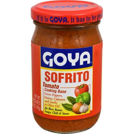 (2 Pack) Goya Sofrito Tomato Cooking Base, 6 (Lobster Base)