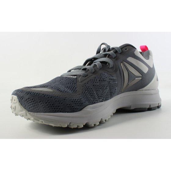 Reebok - Reebok Womens One Distance 2.0 Avon Gray Running Shoes Size ... 4bdcf9096